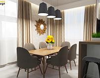 Classy, luxurious apartment