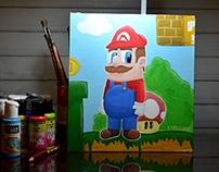 It's me! Mario!