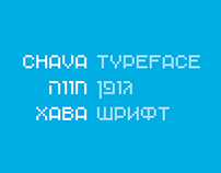 Chava Typeface (free)