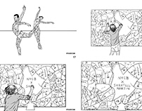 NYC Ballet x Shantell Martin Storyboards