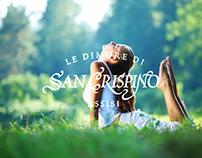 Assisi Wellness, Le Dimore di San Crispino / Website