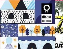 """LÖK ZINE #07 """"CRYPTOZOOLOGY"""""""