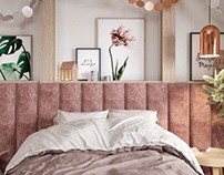 House CZ, Girl bedroom