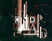 Desplegable Tipográfico - Ciudad