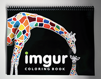 Imgur Colouring Book