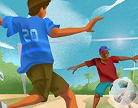Ilustração - Esporte