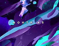 Klarens Artworks - Month #5