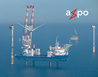 Axpo - energy management intranet