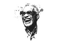 Ray Charles Inked
