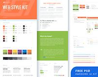 Awesome UI Kit Free Download