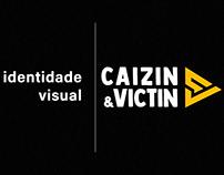 IDENTIDADE VISUAL | CAIZIN & VICTIN