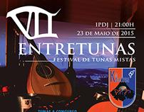 """VII Entretunas - """"Festival de Tunas Mistas"""""""