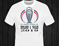 world cup logo t-shirt