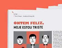 Ilustrações: Revista Escada (SET 2015)