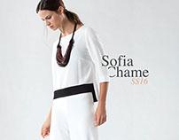 Sofia Chame SS16
