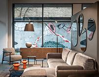 INTERIO Furniture Showroom
