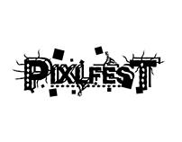 Pixlfest T-shirt Design