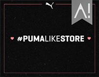 #PumaLikeStore