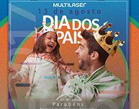 Visual Concept | Father's Day / Dia dos Pais 2017