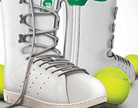 ADIDAS Snowboarding X Stan Smith