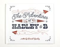 Children's Illustration | The Adventures of Hadley & B