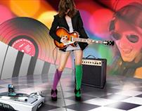 Lady Speed Stick Teen Spirit - Website