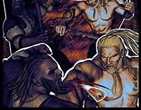 Viking comic's