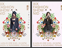 XIX NID Fashion Show