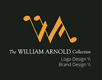 William Arnold Collection Logo and Brand