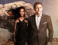 007: Hellfire Reloaded - Pôster Fictício