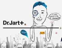 Dr.Jart Responsive Web