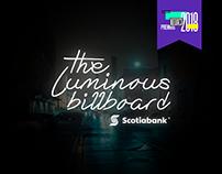 Premios TOTEM 2018   The Luminous Billboard