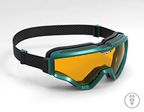 Solidworks: Goggles