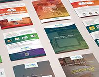 Brochure Design for Marketing Activity