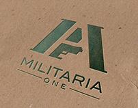 Militaria One - Branding