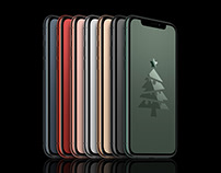iPhone 11 Pro Wallpapers (Christmas Edition)