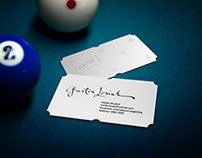 Gaston Lesiuk - billiards teacher