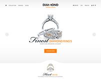 Diamond - PSD Template