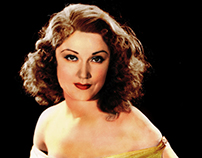 Fay Wray: COLORIZATION