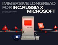 Microsoft Longread