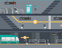 T map Transportation New Concept Video