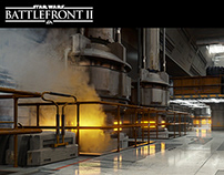 Star Wars Battlefront 2 - Concept Art