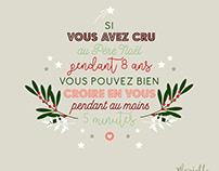 Les citations de Noël