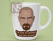 I'm not in danger I'm the danger