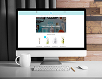 HeySkin eCommerce Website