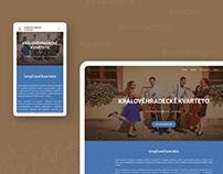 KvartetoHK - nový web