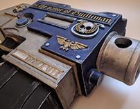 Ultramarines Captain Bolt Pistol