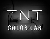 TNT COLOR LAB / BRANDING & ART DIRECTION