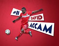 #11 David Accam