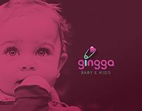 Logotipo GINGGA